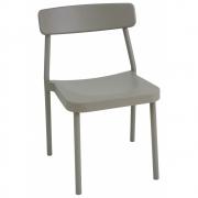 Emu - Cadeira Grace Cinzento / Verde