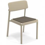 Emu - Sitzkissen für Shine Stuhl / Barhocker Braun