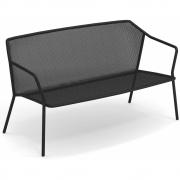 Emu - Darwin Sofa 2-Seater Black