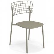 Emu - Cadeira Lyze Cinzento / Verde