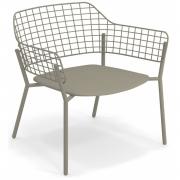 Emu - Lyze Lounge Chair Grey/Green