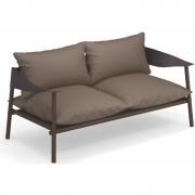 Emu - Terramare Sofa 2-Sitzer Braun / Braun