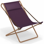 Emu - Headrest for Vetta Deckchair Purple