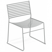 Emu - Aero Lounge Chair Aluminum