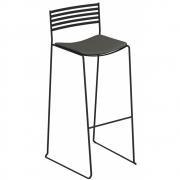 Emu - Seat Cushion for Aero Barstool Grey