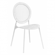 Emu - Antonietta Chair White glossy