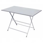 Emu - Arc En Ciel Folding Table Rectangular 110 x 70 cm | Aluminum