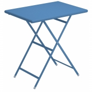 Emu - Arc En Ciel Folding Table Rectangular