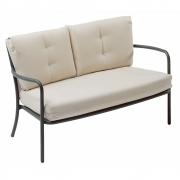Emu - Athena Sofa 2-Sitzer Antikeisen | Ecru