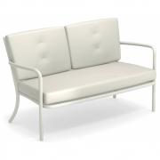 Emu - Athena 2-Seater Sofa White | Grey