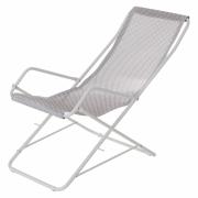 Emu - Bahama Deckchair Matt White - Ice
