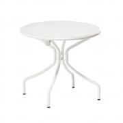 Emu - Cambi folding Table Round 80 cm / White
