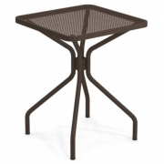 Emu - Cambi Tisch quadratisch 60 x 60 cm | Indischbraun