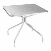 Emu - Cambi Tisch quadratisch 90 x 90 cm | Aluminium