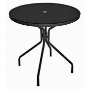 Emu - Cambi Table rond 80 cm | Noir