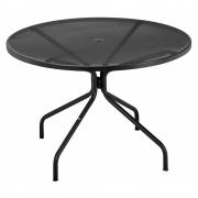 Emu - Cambi Table rond 120 cm | Noir