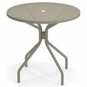 Emu - Cambi Tisch rund 80 cm | Grau/Grün