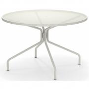 Emu - Cambi Table rond 120 cm   Blanc
