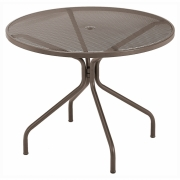 Emu - Cambi Table rond 106 cm | Brun Indien