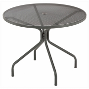 Emu - Cambi Table rond 106 cm | Fer Antique