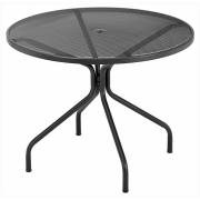 Emu - Cambi Table rond 106 cm | Noir