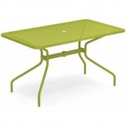 Emu - Cambi Tisch rechteckig 140 x 80 cm | Grün