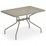 Emu - Cambi Tisch rechteckig 120 x 80 cm | Grau/Grün