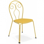 Emu - Caprera Chair Curry Yellow