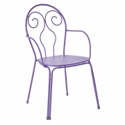 Emu - Caprera Armchair Purple
