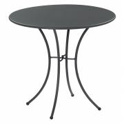 Emu - Pigalle Table Round 80 cm   Antique Iron