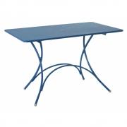 Emu - Pigalle Klapptisch rechteckig Blau