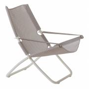 Emu - Snooze Deckchair Matte White / Ice