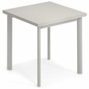 Emu - Star Tisch quadratisch 70 x 70 cm   Zement