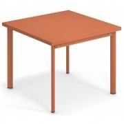 Emu - Star Tisch quadratisch 90 x 90 cm   Ahornrot