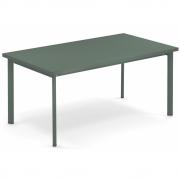 Emu - Star Tisch rechteckig Dunkelgrün