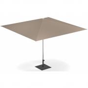 Emu - Shade Parasol without Base 300 x 300 cm | Taupe