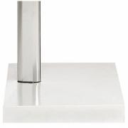 Emu - Shade Schirmfuß für Ampelschirm 45 kg (für 8 Gewichte) | Weiß