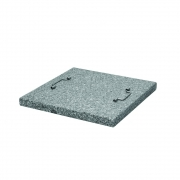 Emu - Weight for Base Shade Sunshade Granite plate with handle