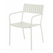 Emu - Bridge Armchair Matte White