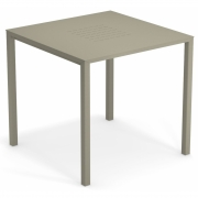 Emu - Urban Tisch quadratisch Grau/Grün