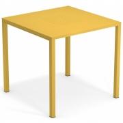 Emu - Urban Tisch quadratisch Currygelb