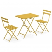 Emu - Arc En Ciel Folding Chair and Table Set