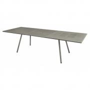 Emu - Bridge Extending Table 160 + 50 x 90 cm | Grey/Green