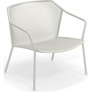 Emu - Darwin Lounge Chair Matte White