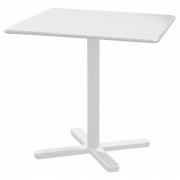 Emu - Darwin table pliante 80 x 80 cm   Blanc Mat