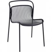 Emu - Modern chaise Noir