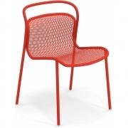 Emu - Modern Chair Scarlet Red