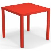 Emu - Nova Table 80 x 80 cm | Scarlet Red