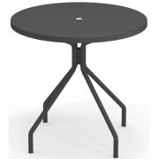 Emu - Solid Tisch rund Ø 80 cm   Antikeisen