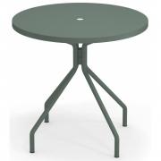 Emu - Solid Tisch rund Ø 80 cm | Dunkelgrün